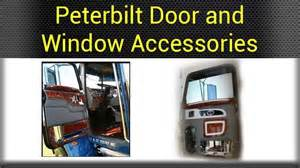 Peterbilt Truck Interior Accessories Peterbilt 359 Interior Accessories Big Rig Chrome Shop