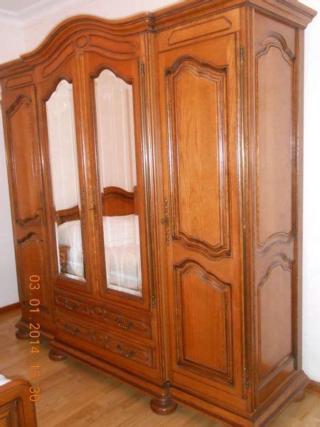 armoire chene massif 2 portes armoire chene massif clasf
