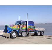 Картинки Peterbilt Truck Custom на рабочий стол