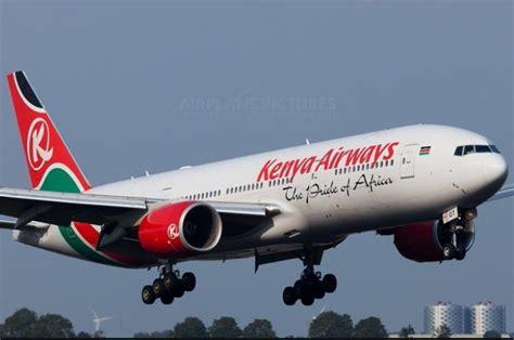kenya airways signs extended codeshare agreement  egyptair