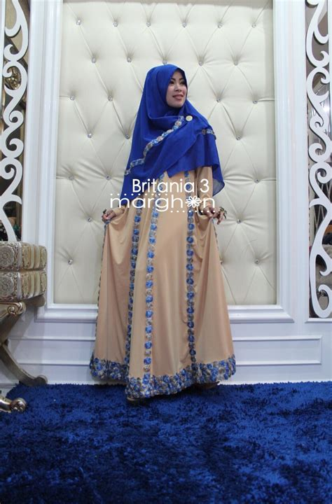 Discount Bergo Kurnia Fanta Baju Muslim Wanita britania birel coksu baju muslim gamis modern