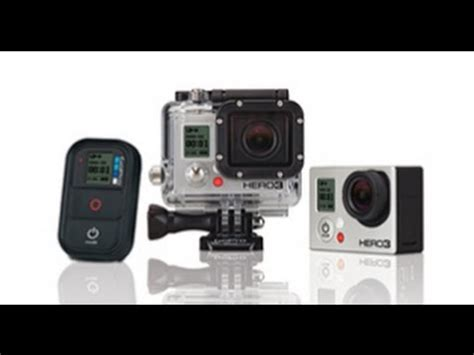 Gopro Hero3 User Manuals Now Available Black Silver