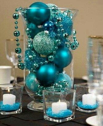 best 25 teal centerpieces ideas on pinterest teal