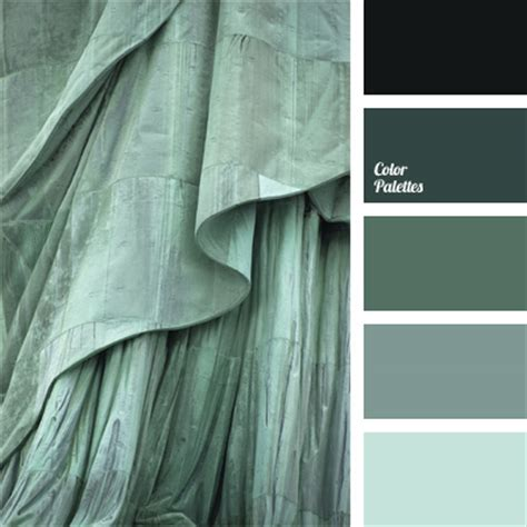 gray green color shades of green and gray color palette ideas