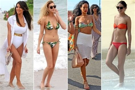 celebrities over 50 in bathing suits the cutest celebrity swimsuits ever stylebistro