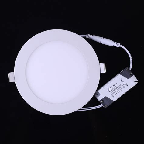9w Led Recessed Panel Light L Dimmable Painel De Led Flat Panel Ceiling Lights