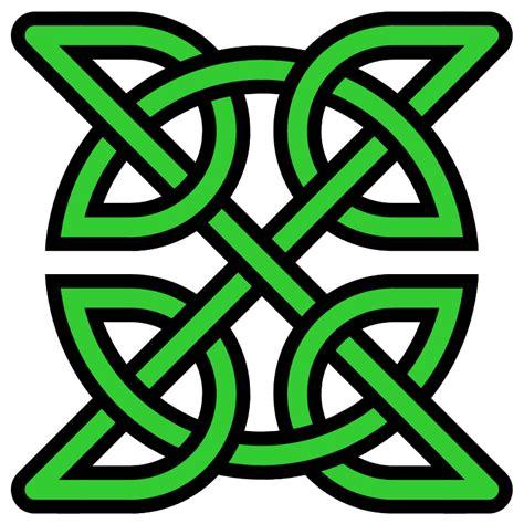 File Celtic Knot Insquare Green Transparentbg Svg Wikipedia Celtic Knot For