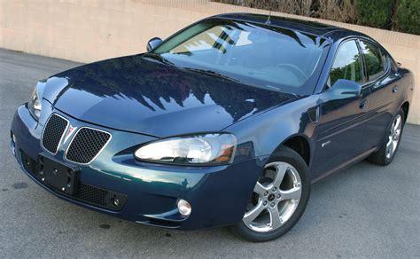 Pontiac Grand Prix Models by Pontiac Grand Prix Ix 2005 Models Auto Database