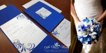 blue and silver wedding top compilation of royal blue and silver wedding invitations theruntime
