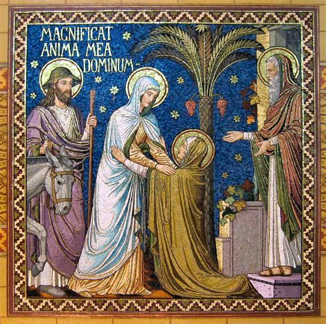 Feast On A Month Of Feast Of The Visitation A Month Of Marian Posts