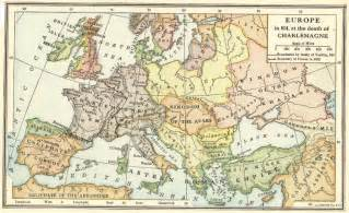 Map Of Medieval Europe by Gallery For Gt Middle Ages In Europe Map