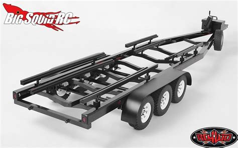 boat trailer triple axle used rc4wd bigdog triple axle boat trailer 171 big squid rc rc