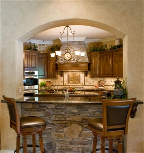 Kitchen Decor Designs by Rustic Tuscan Decor Rustic Tuscan Kitchen Kitchen
