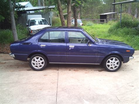 Toyota Corolla 1977 1977 Toyota Corolla For Sale Or Qld Downs