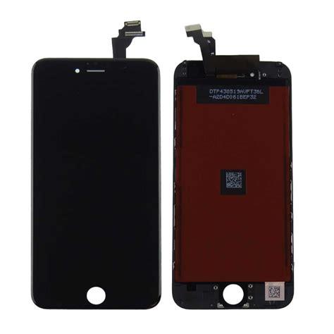 Iphone Ecran 6 by Ecran Lcd Retina Vitre Tactile Sur Chassis Pour Iphone 6 6 Plus Noir Blanc Ebay