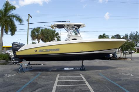 scarab boats offshore used 2008 wellcraft 30 scarab offshore tournament boat for