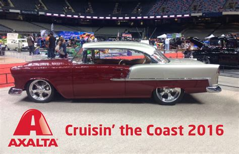 Cbell Toyota Hermiston Axalta Heads South To Cruise The Coast Of Mississippi