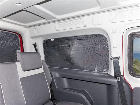 Fenster Sichtschutz Selbstgemacht by Brandrup Isolite 174 Inside Volkswagen Caddy