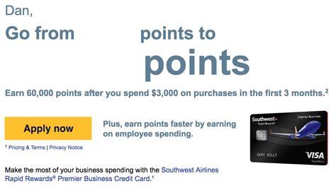 Southwest Business Credit Card