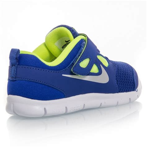 toddler running shoes nike free 5 tdv toddler boys running shoes blue yellow