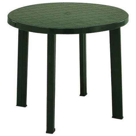 tavolo verde tavolo tondo verde mondobrico arredo giardino