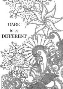 inspirational coloring pages for adults inspirational quotes for coloring pages happy