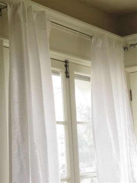 diy sheet curtains 17 best images about curtains on pinterest window