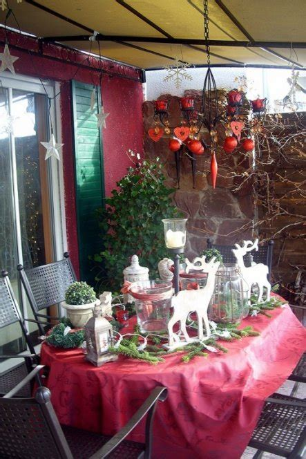 Weihnachtsdeko Auf Dem Gartentisch weihnachtsdeko weihnachten villa adamo zimmerschau