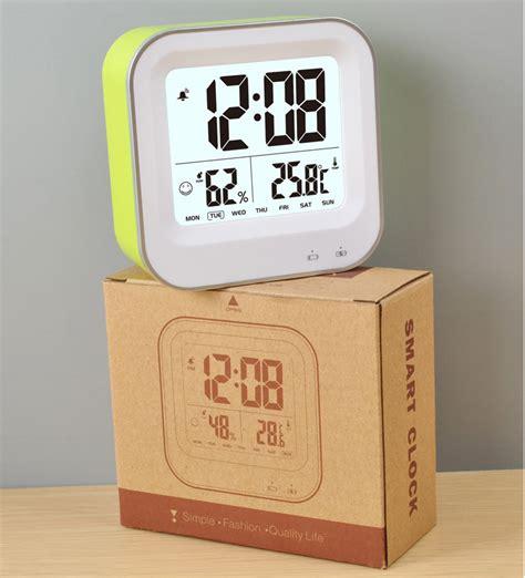 Thermometer Dan Hygrometer jam digital alarm thermometer dan hygrometer jp9909