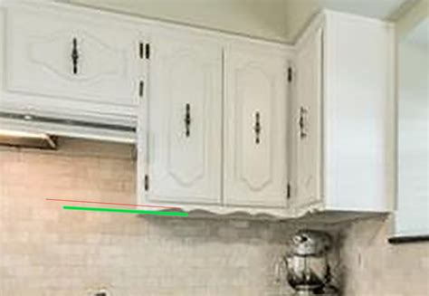 decorative trim kitchen cabinets kitchen cabinet removal soffit kitchen above cabinets