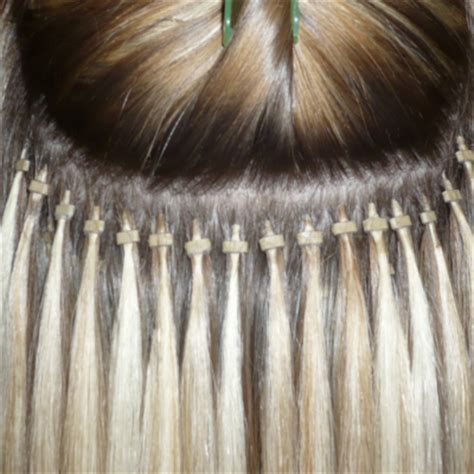 Micro Loop Micro Bead Hair Extensions How To Make Do