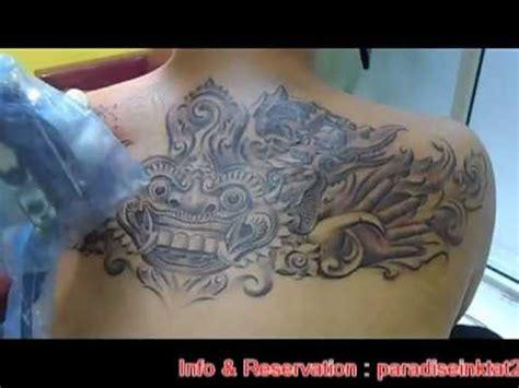 tattoo removal bali paradise ink bali balinese boma garuda