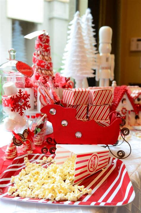 Winter Wonderland Theme Party Decorations - kara s party ideas candy cane winter wonderland party with such cute ideas via kara s party