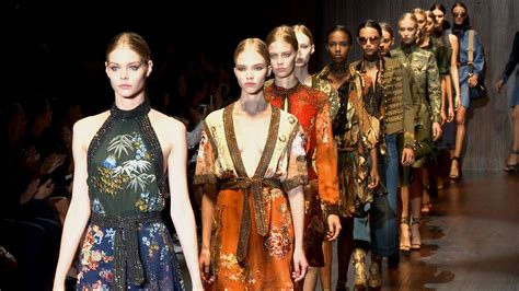 Facts About Fashion Week You Did Not by Gucci Summer 2015 Milan Fashion Week Vf