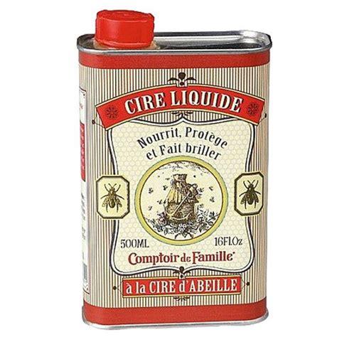 comptoir de la droguerie cire liquide 224 la cire d abeille comptoir de famille