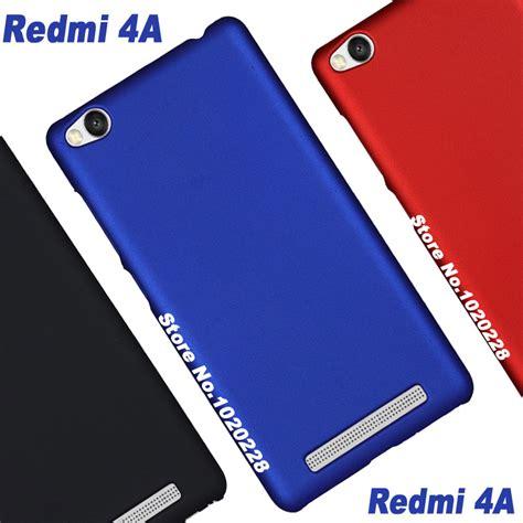 Anti Xiomi Redmi 4a Casing 1 xiaomi redmi 4a cover plastic black blue print pc for xiomi xiaomi redmi 4a cover