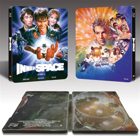 Exclusive Limited Editions At 20ltd by Innerspace Zavvi Exclusive Limited Edition Steelbook
