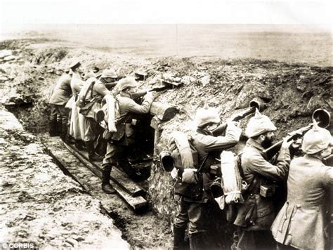 Trench Warfare Part Deux by To Pay Tribute To Forces For Help In Saving