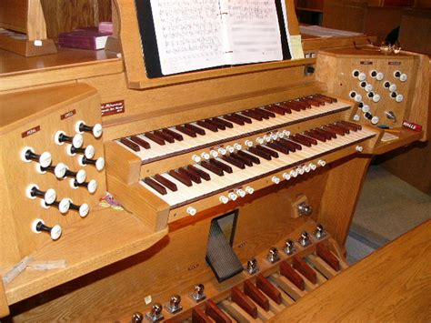 Organ L by St Anglican Church Halifax Ns