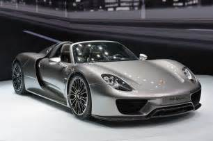 Porsche Photo Porsche 918 Spyder Frankfurt 2013 Photo Gallery Autoblog
