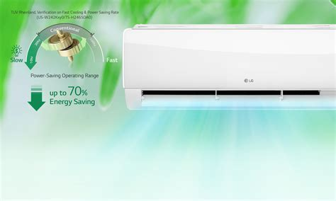 Ac Lg Deluxe lg 2 0hp deluxe inverter wall type air conditioner bs