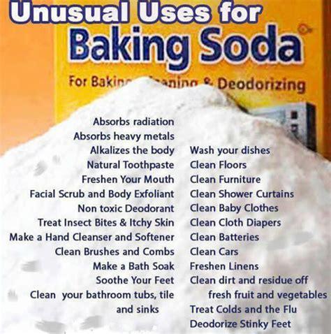 Can You Use Baking Soda To Detox by Baking Soda