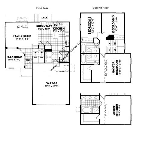 ryland townhomes floor plans ryland townhomes floor plans