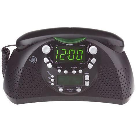 alarm clock radio telephone unique alarm clock
