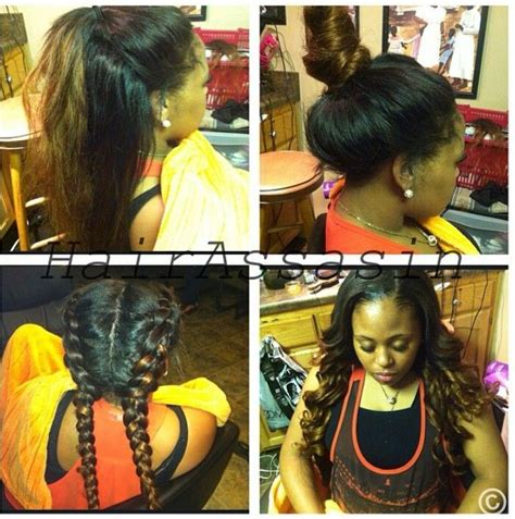 vixen sew in houston 17 images about sew in styles on pinterest bobs full