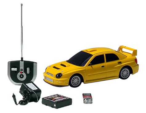 subaru remote car 1 16 subaru sti rechargeable remote car