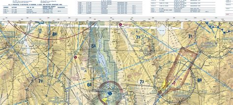 Los Angeles Sectional Chart by Usa What Charts Do I Need Flying Vfr Between Kprc And Klas Aviation Stack Exchange