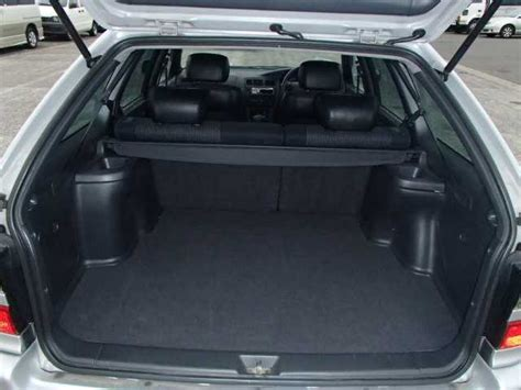 Trunk Space Toyota Corolla Used Toyota Corolla Touring Wagon 2000 For Sale Japanese