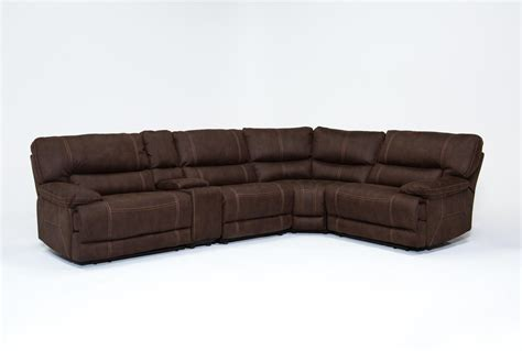 armless sectional pieces marx kahlua 5 piece power sectional w armless chair