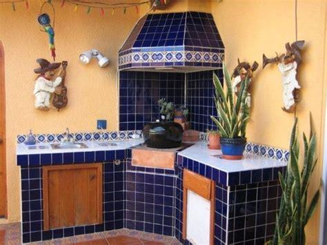 Azul Mexican Kitchen by 32 Ideas Para Decorar Con Talavera Azul 3 Curso De